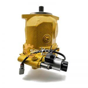 E330D 259-0815 Fan Gear Pump For CAT330D CAT336D