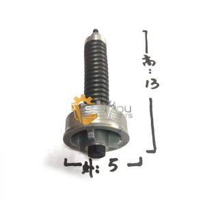 HD1023 Check Valve 669-61200010 Return Valve For Kato Machine