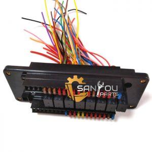 238-2319 Fuse Box Fuse Base Assembly CAT320D 320D2 325D 336D 345D