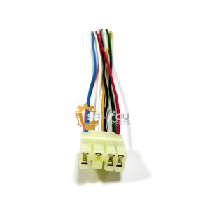 E320B Monitor Plug Monitor Connector For CAT320B