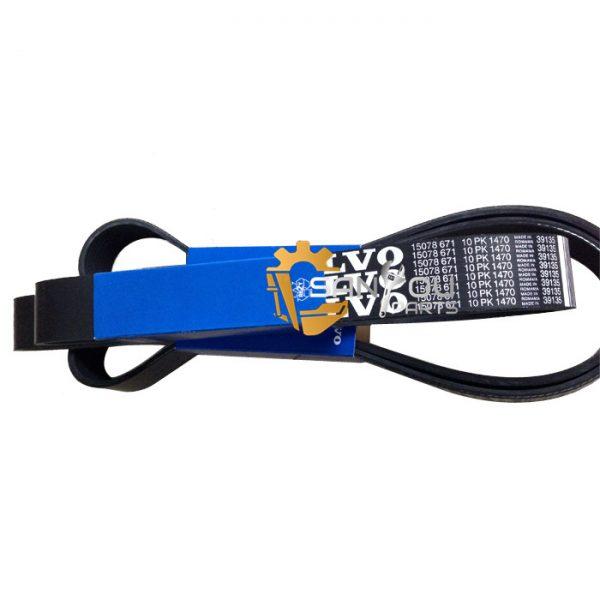 15078671 Fan Belt For Volvo VOE15078671 10PK1470 Belt