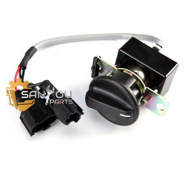 14542152 Dial Fuel Selector Switch VOE14542152 For Volve EC210B EC290B EC360B
