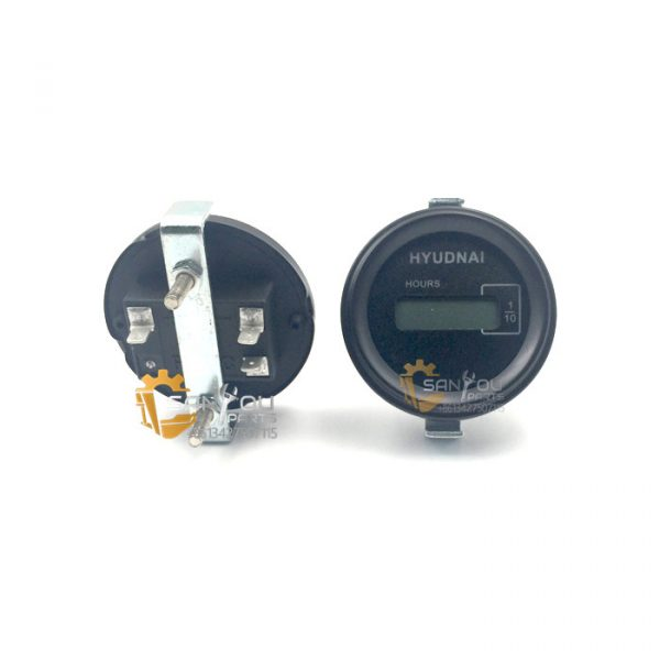 Hyundai Hour Meter Hour Clock For Hyundai Excavator.