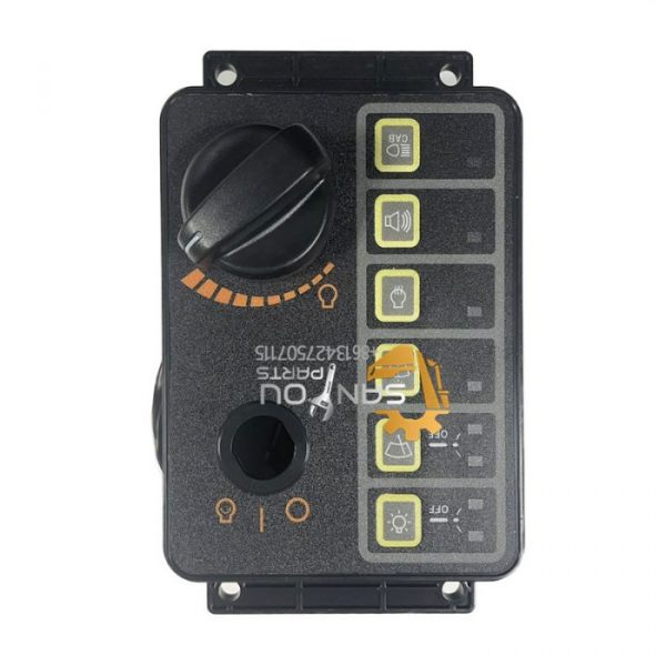 21N8-20506 Switch Ass'y R215-7 R225-7 R455-7 Switch Box
