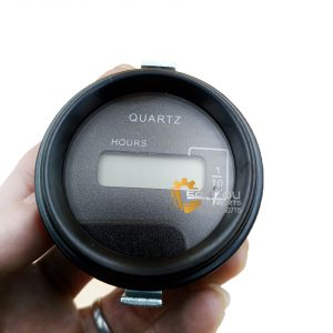 Quartz Hour Meter Hour Clock With Remote For Construstion Machine Excavator