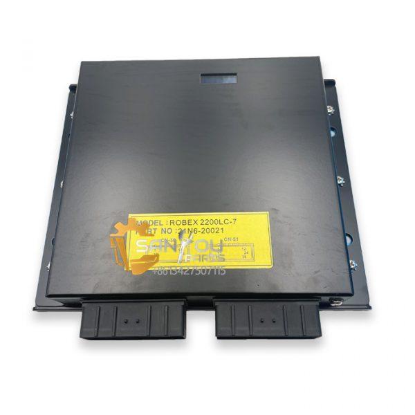 21N6-20021 MCU For Hyundai R2200-7 Controller MCU