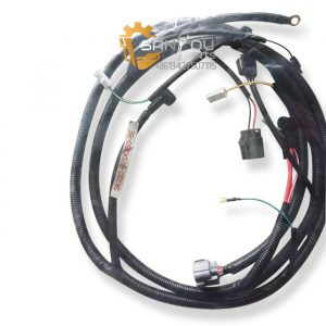SK350-6E Engine Wiring Harness SK320-6 Engine Wiring Harness LC16E01011P2