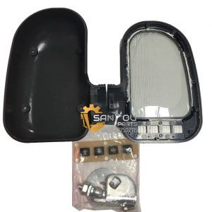 EC210B Monitor Shell Cover Volvo Monitor Cover